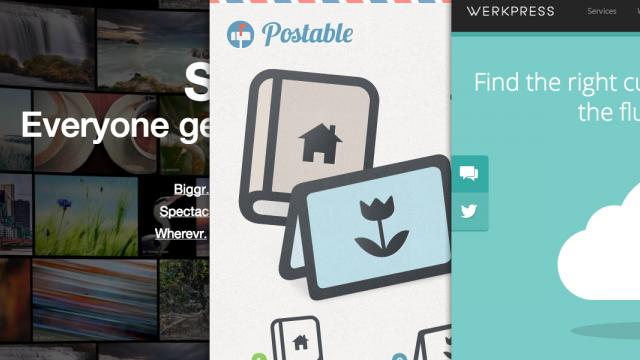 Sites of the Week: Enjoythis, Impress, New Flickr and more