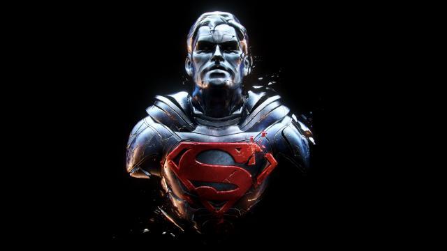 Digital Art: Mad Man of Steel by Adam Spizak