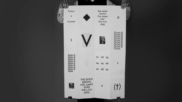 Graphic Design Inspiration by Alex W. Dujet