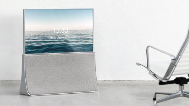 Industrial Design: Atelier TV Concept