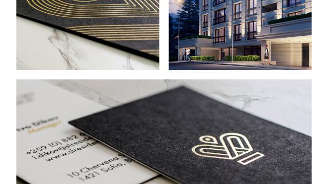 Sofia Luxury Residence Branding