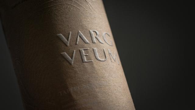 Varg Veum Aquavit Brand Identity by KIND