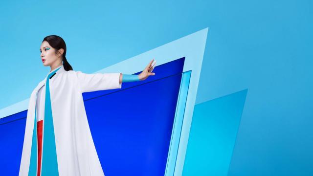 Art Direction & Set Design for Korean Air Campaign: Go Korean