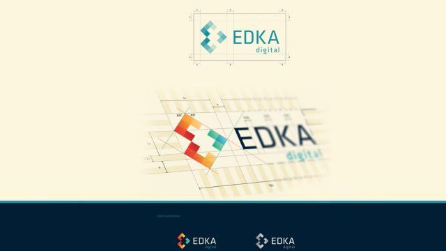 Edka Visual Identity
