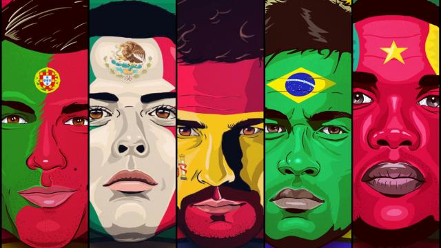 Stars of the World Cup