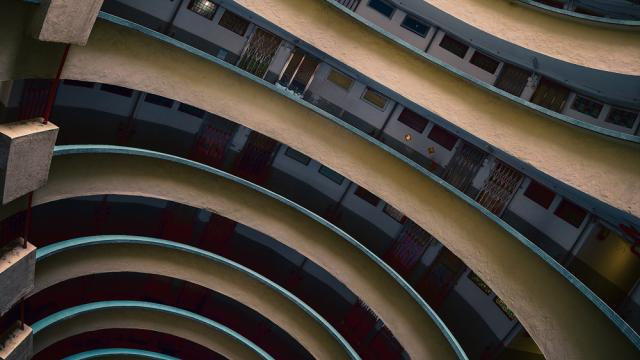 Infinite Lines & Architecture of Hong Kong