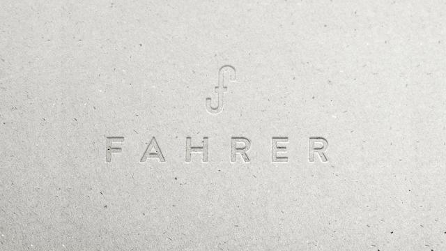 Sergio Fahrer Furniture Design Brand