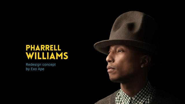 Discover the World of Pharrell Williams