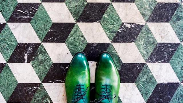 The Art of Parisian Floors