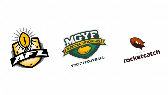 Logo Design: Footballs