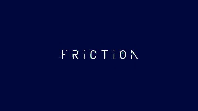 Friction Typography