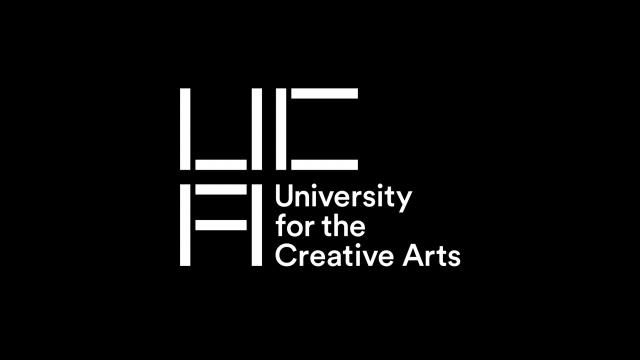 University for the Creative Arts Visual Identity