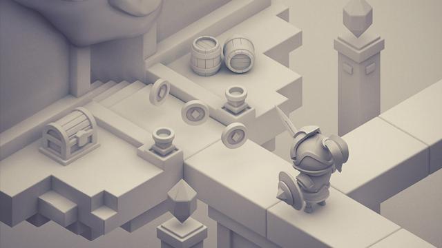 Beautiful iOS Game Design: Isometry