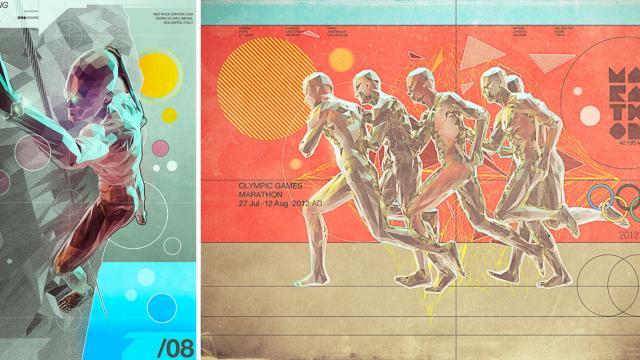 3D Geometric Illustrations by Giampaolo Miraglia