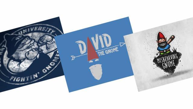Logo Design: Gnomes