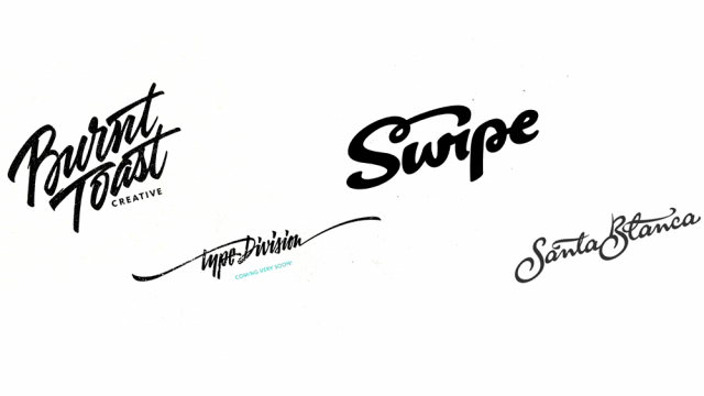 Logo Design: Handwritten