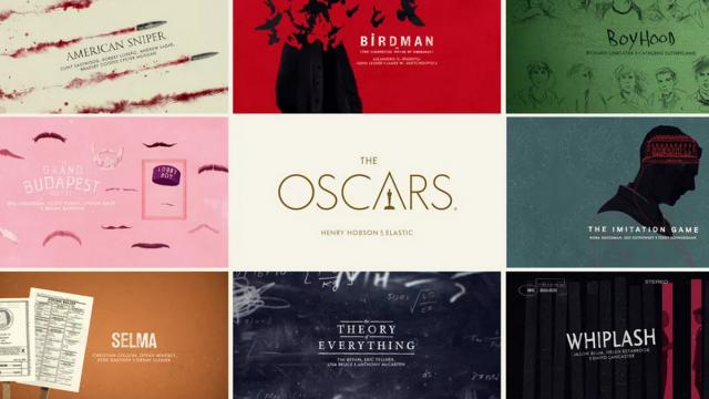 Title Sequences Work by Henry Hobson