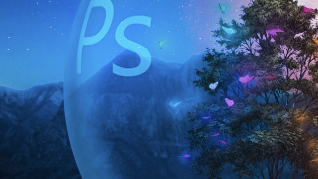 Today is Photoshop's 30th birthday!