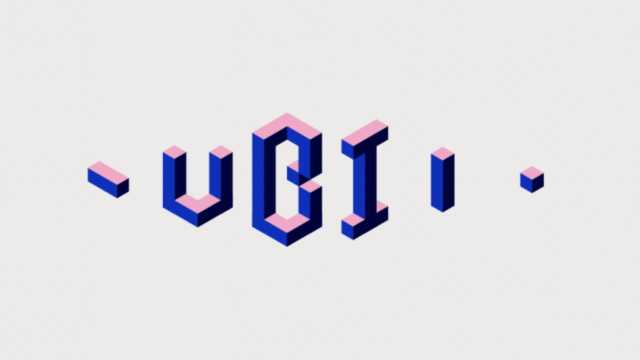 Motion Design & Typography in Random Looping Type Collection