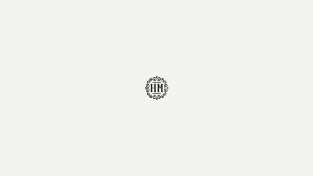 HM Monogram Branding