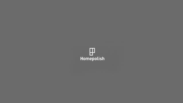 Homepolish Visual Identity by Leo Porto