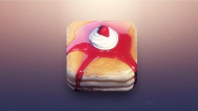 Incredible Photorealistic iPhone Icons