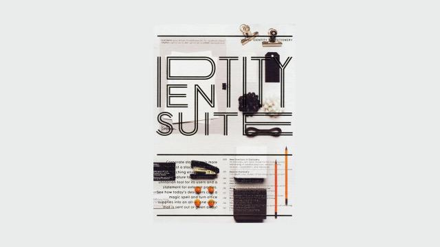 Identity Suite: Visual Identity in Stationery