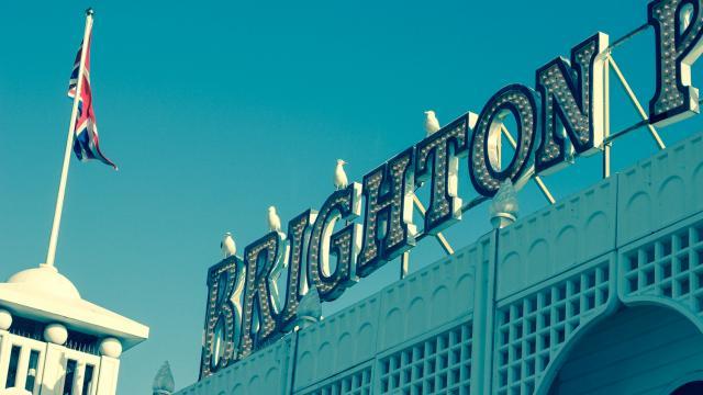 (Type) Faces of Brighton