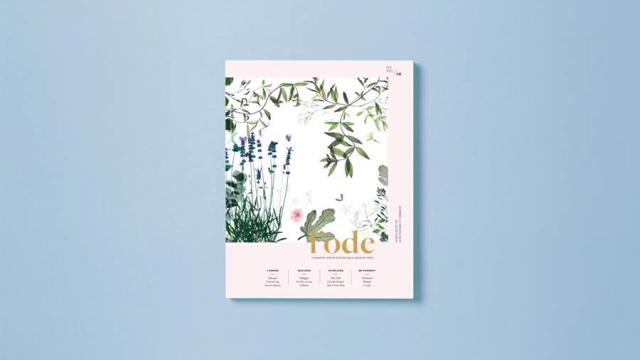Editorial Design Inspiration: l'ode Magazine