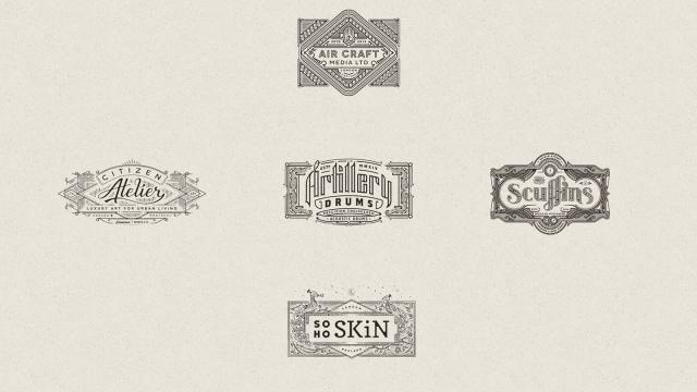 Beautiful Logos by Joe White