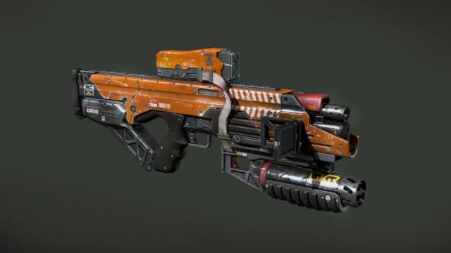 Cool Futuristic Weapon Designs