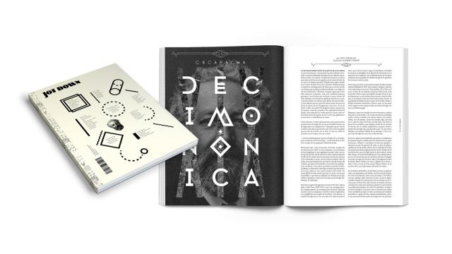 Editorial Design Inspiration: Jot Down Mag