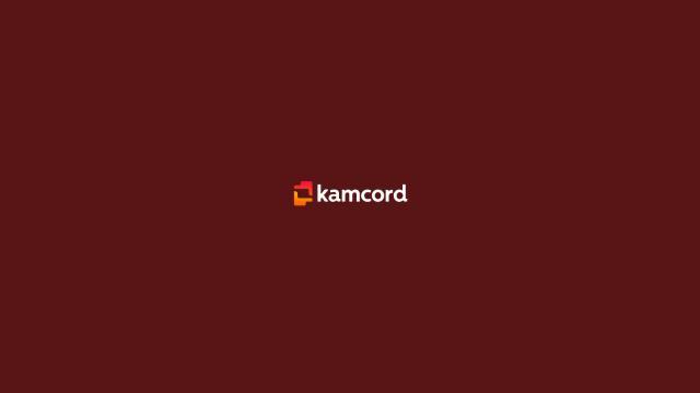 Kamcord - Branding Inspiration