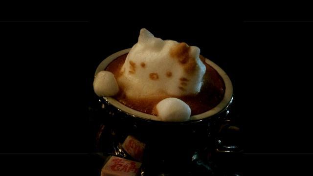 Incredible Latte Art by Kazuki Yamamoto