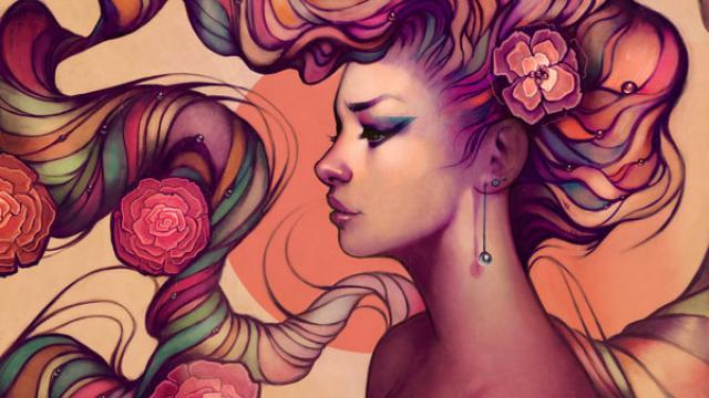 Splendid Illustrations by Megan Lara