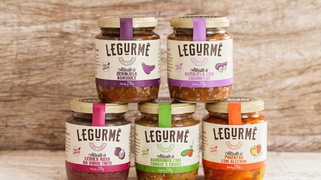 Legurmê Branding & Packaging Design