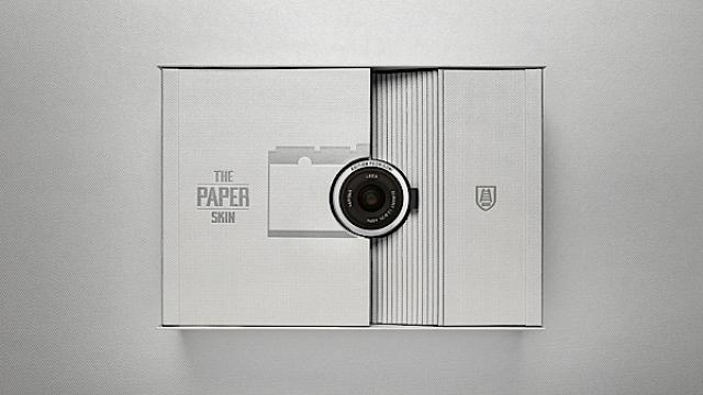 Package Design: Leica Limited Edition Fedrigoni.