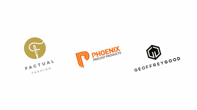 Logo Design: Lettermarks