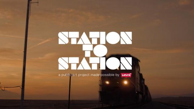 Multimedia artist Doug Aitken's newest adventure: Station to Station
