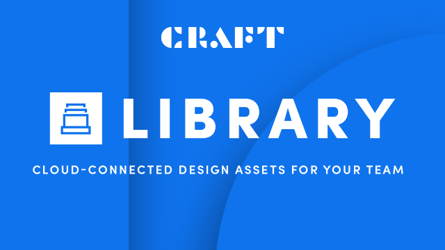Introducing Library from Invision