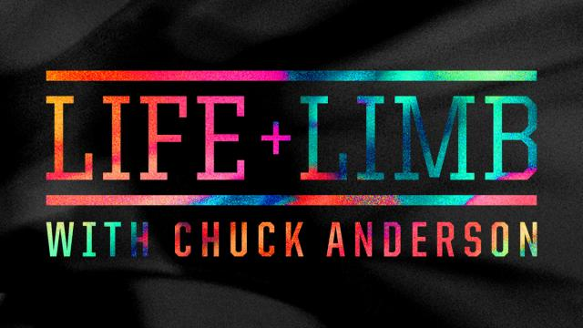 Life + Limb: A Podcast about Creativity with Chuck Anderson