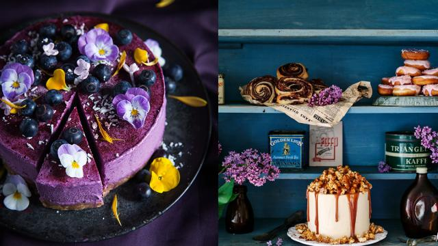 Sweet Food Photography by Linda Lomelino
