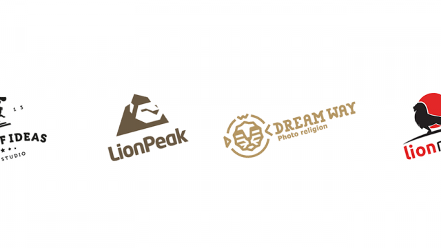 Logo Design: More Lions