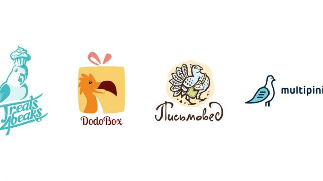 Logo Design: Birds