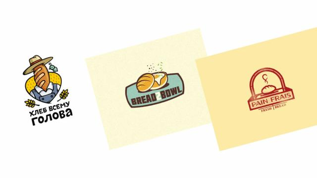 Logo Design: Bread