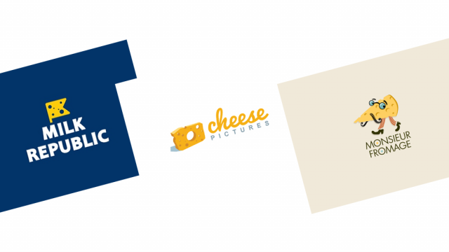 Logo Design: Cheese