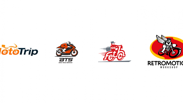 Logo Design: Motorcycles