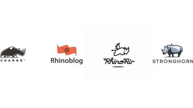 Logo Design: Rhinos
