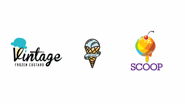 Logo Design: Ice Cream