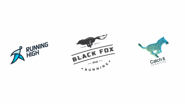 Logo Design: Running
